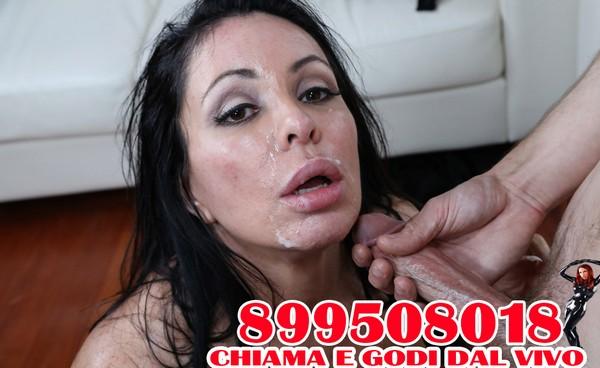 Mature Eccitate al Telefono Erotico 899508016